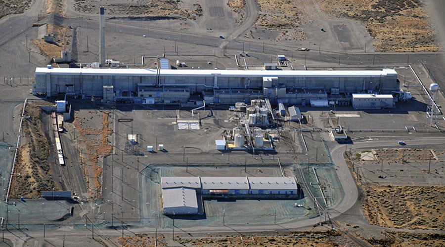 High risk of another nuclear waste tunnel collapse in Washington – govt