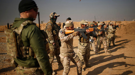 Post-ISIS 'Iraqi instability' predicted in Pentagon request for $1.8bn to arm & train fighters