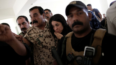 'Survivors of Yazidi genocide & sex slavery denied justice in Iraqi trials over ISIS'