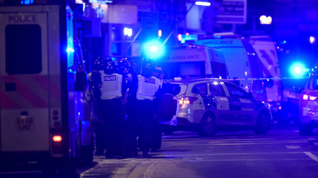 Man 'mutilated & scalped' in Paris restaurant by assailants armed with machete and saber