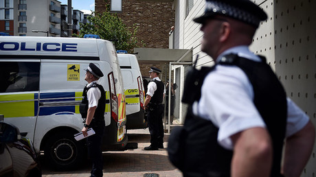 Police arrest 12 people in London anti-terrorism raids, deploy armed street patrols - Scotland Yard