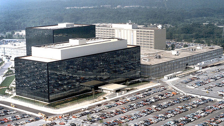 The National Security Agency (NSA) at Fort Meade, Maryland. © AFP