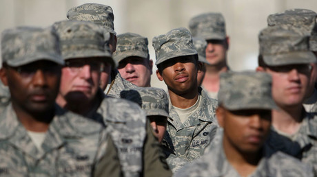 US recruits 'entitled, undisciplined & not fit to throw grenades' – Basic training chief