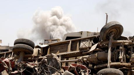 FILE PHOTO. West Mosul, Iraq © Erik De Castro