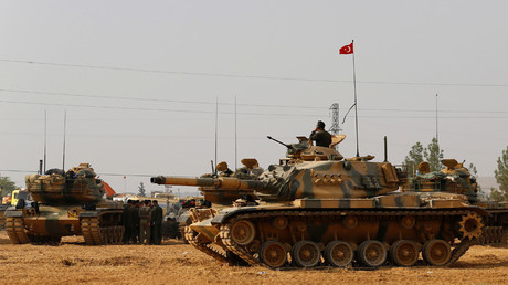 Erdogan ratifies Turkish troop deployment to Qatar