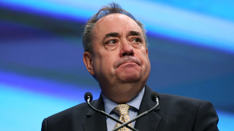 FILE PHOTO Alex Salmond © Russell Cheyne