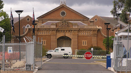 Goulburn Correctional Centre, New South Wales, Australia © Matilda / Wikipedia