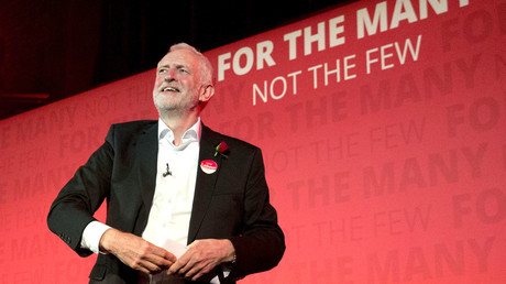 Jeremy Corbyn and his half-finished political revolution