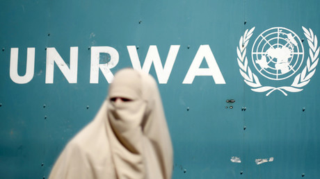 US suspends $125mn UNRWA payment – report