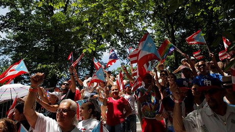 New York holds Puerto Rico Day parade as island votes on US statehood (PHOTOS, VIDEOS)