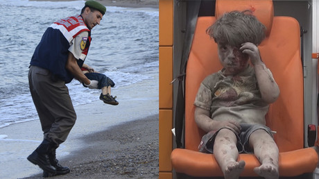 Meet Aylan & Omran: Child victims used for Syrian war propaganda