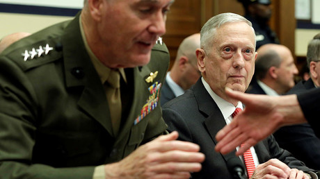 Pentagon chief wants excess bases closed, but warns cuts put 'troops at greater risk'
