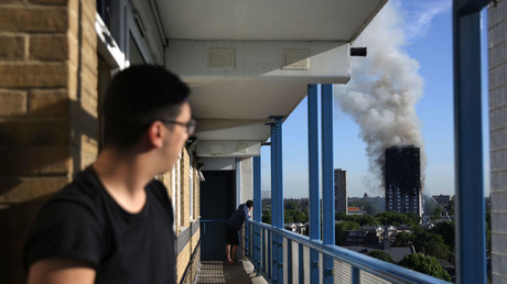 Blogger gagged by council after warning about Grenfell Tower fire threat