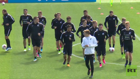 2017 Confederations Cup - New Zealand: The Road to Russia