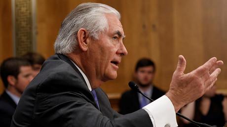 US Secretary of State Rex Tillerson © Aaron P. Bernstein