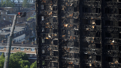 Politicians warned 'several times' about cladding fire risk to London tower