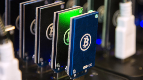 cryptocurrency mining gpu shortage