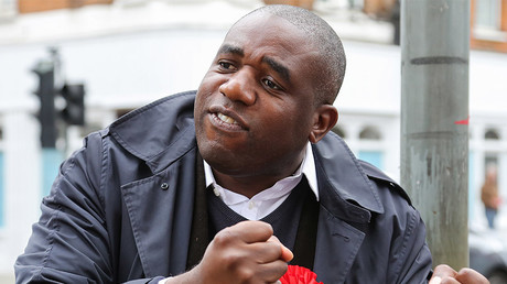 David Lammy MP for Tottenham © Dinendra Haria / Global Look Press