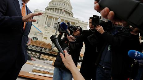Don't believe anonymous officials, DOJ tells Americans