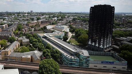 London police: 58 people assumed dead in Grenfell Tower fire