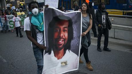 Protests Erupt After Minnesota Officer Acquitted In Killing Of Philando Castile © Stephen Maturen