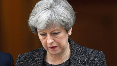'Shape up or ship out!' It's make-or-break week for PM Theresa May