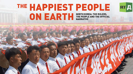 'Happiest People on Earth': Take a rare peek inside North Korea in RT's new doc (360 VIDEOS)