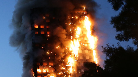 Thousands could be evacuated from UK tower blocks over fire risk