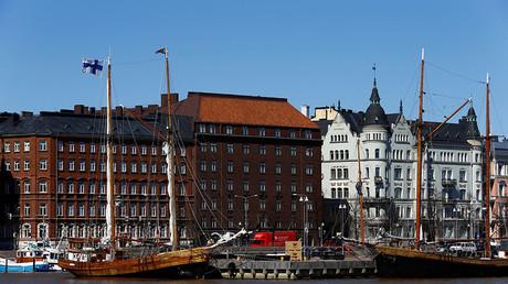 Helsinki, Finland © Ints Kalnins