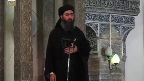 Who's your Baghdadi? 'US sowing global chaos by supporting terrorists and regime change'