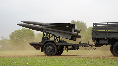 MIM-23 Hawk, medium-range surface-to-air missile © Los688