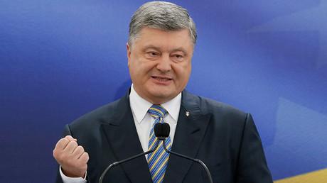 Ukrainian President Petro Poroshenko © Valentyn Ogirenko