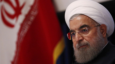 'Qatar siege, intimidation & sanctions' unacceptable for Iran – Rouhani