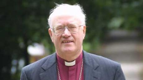 former Archbishop of Canterbury George Carey © Wikipedia