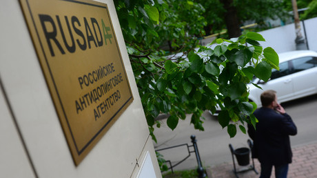 WADA allows Russian anti-doping agency to plan & coordinate testing under UK body supervision