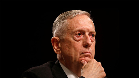 US Defense Secretary James Mattis © Aaron P. Bernstein