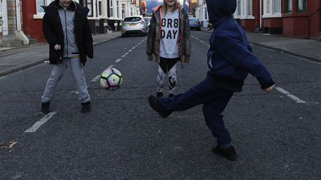 'Whole tracts of Britain feel left behind,' warns Social Mobility Commission