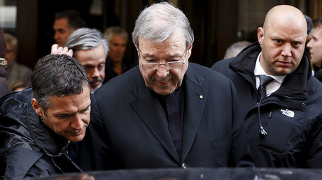 Vatican's 3rd most powerful figure, Cardinal Pell, charged with multiple sex assaults
