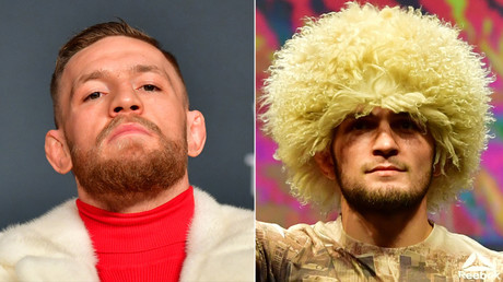 Conor McGregor and Khabib Nurmagomedov © Global Look Press