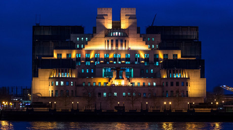 MI6 Building, London, United Kingdom © Pete Maclaine / Global Look Press