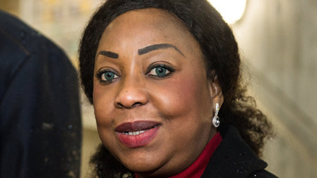 FIFA General Secretary Fatma Samoura © Andreas Arnold / Global Look Press