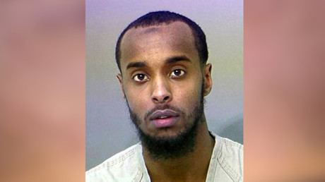 Abdirahman Sheik Mohamud © Franklin County Sheriff's Office