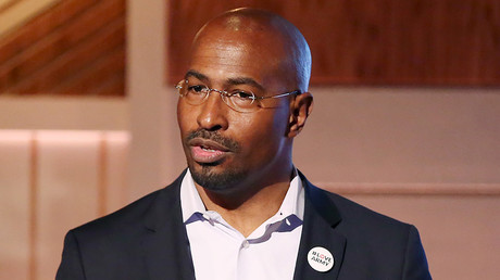 President/co-founder of The Dream Corps and CNN contributor Van Jones ©