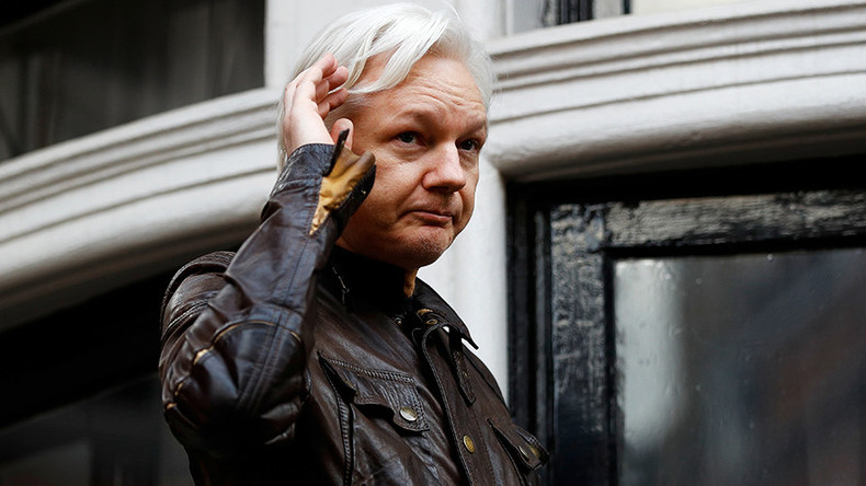 Assange hits back at death threats from #tolerantliberals, lashes out at MSM