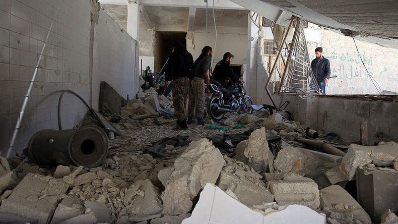 'No credibility': Syrian govt blasts OPCW report, denies latest rebel gas attack claims