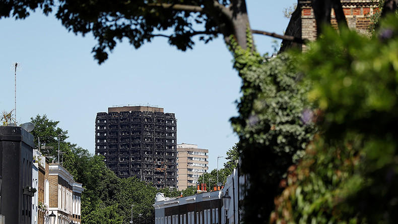 181 high-rise buildings fail safety tests in Grenfell probe - UK government