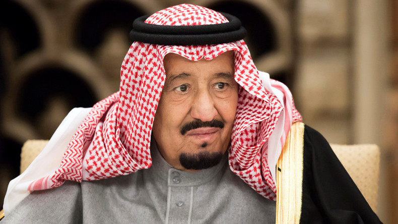 Saudi writer suspended for  'godly praise' of King Salman - report