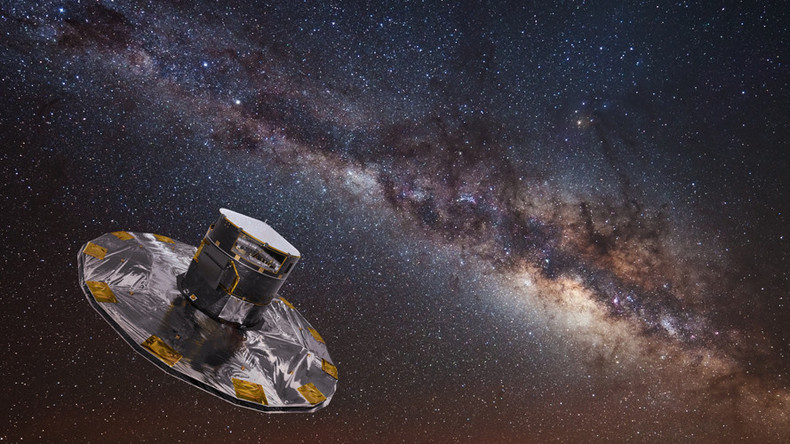 Self-teaching neural networks help find mysterious stars tearing through the Milky Way (VIDEO)