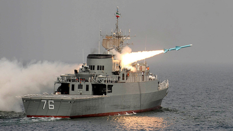 Iran's military kick starts five-day naval drill in Caspian Sea (VIDEO)