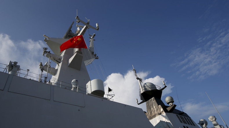 China says Japan has 'ulterior motives' to 'hype up' warship passage through disputed strait
